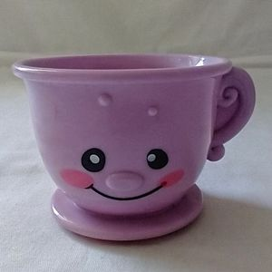 Fisher Price Fun With Food Teacup Replacement Purp